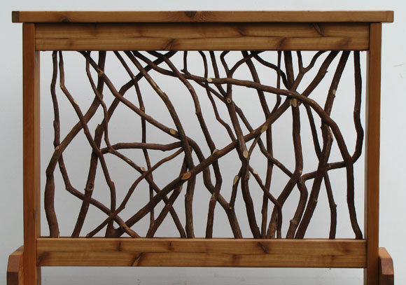 mountain laurel railing