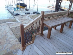 Beachfront Deck Railing