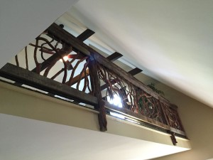 Balcony Branch Railing