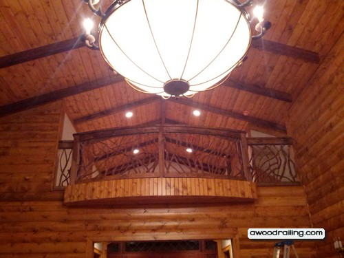 Balcony Curved Railings