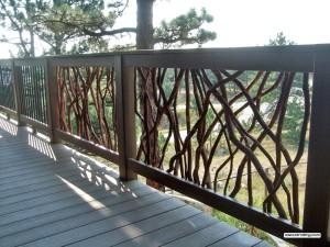 Colorado Deck Railing