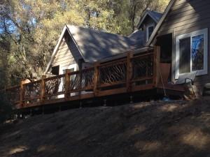 Deck Railing CA