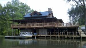 Lissara Lodge Handrails