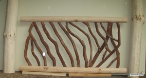 Pine Branch Handrail