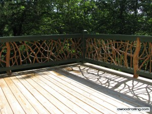Mountain Laurel Handrail