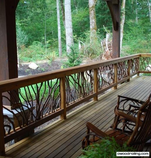 Porch Handrails Chair