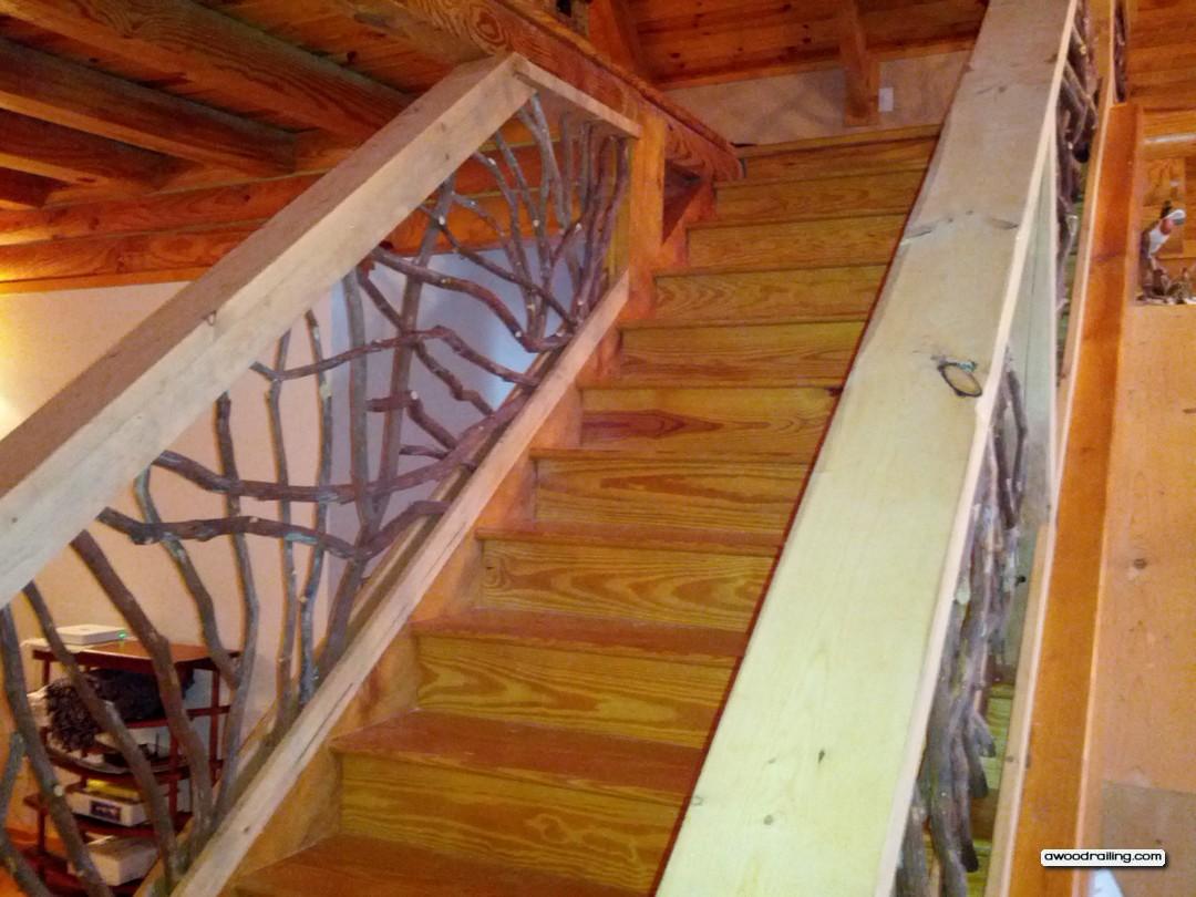 Railing for Stairs | Mountain Laurel Railing