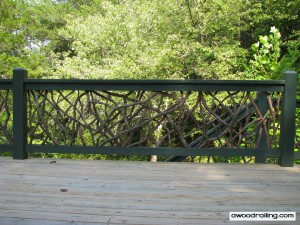 The Mountain Laurel Handrail