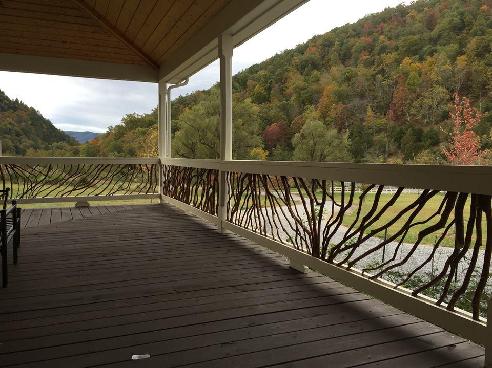 West Virginia Deck Railing